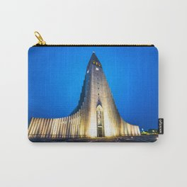 Reykjavik Iceland Carry-All Pouch