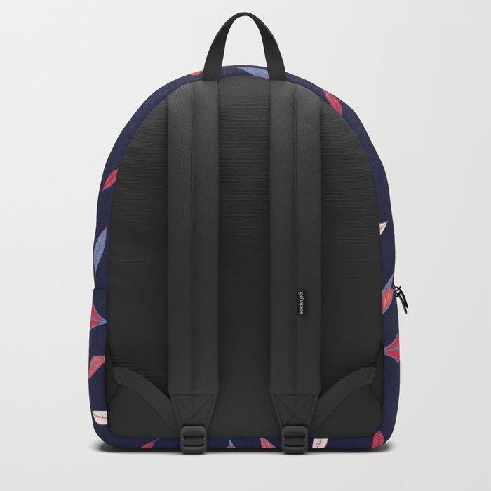 Lips & Leaves Backpack