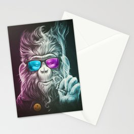 Smoky Stationery Cards