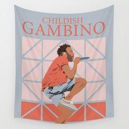 Childish Gambino Wall Tapestry
