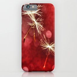 Wishing for Love iPhone Case