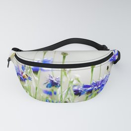 So Many Flowers. So Little Time. Fanny Pack