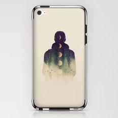 Night Air iPhone & iPod Skin