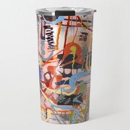 Shamanic Painting 02 Travel Mug