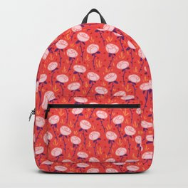 Fairy pink roses Backpack