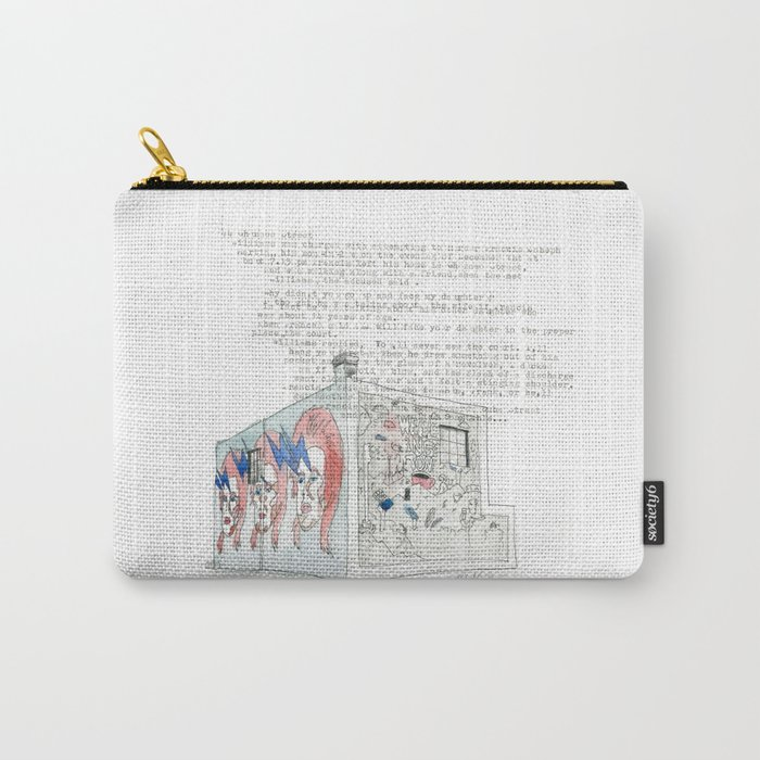 44 Ghuznee Street Carry-All Pouch