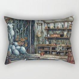 The Brood Rectangular Pillow