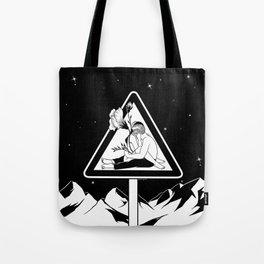 Danger Tote Bag