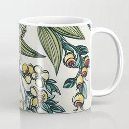 Australian Native Floral Coffee Mug