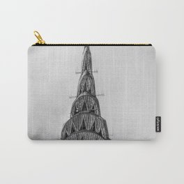 NYC Peaks Carry-All Pouch