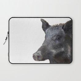 Wild Boar Vector Laptop Sleeve