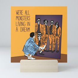 Forever Halloween Mini Art Print