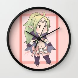 Chibi Nowi Wall Clock
