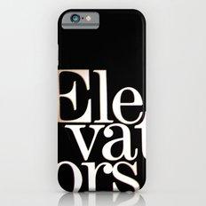 Elevators Slim Case iPhone 6s