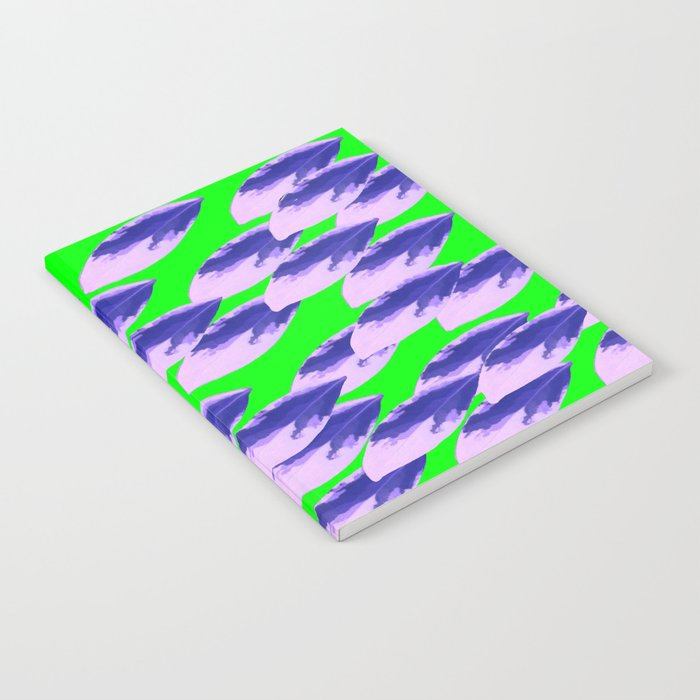 The Limeade Leaves Notebook