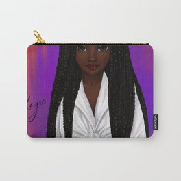 poetic Carry-All Pouch