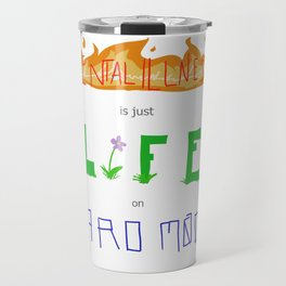 Hard Mode Travel Mug