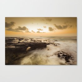 New Year, new life Canvas Print