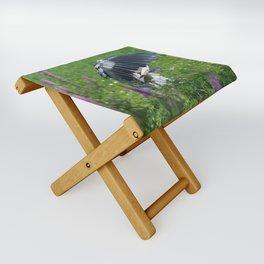 Welcome Heron Folding Stool
