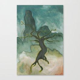 Gnarly Canvas Print