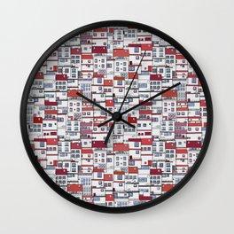 My city Wall Clock