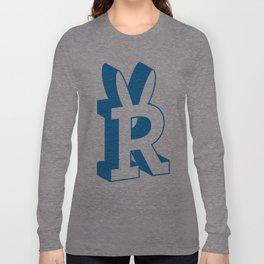 Rabbitguts Logo Long Sleeve T-shirt