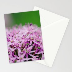 Alliums Stationery Cards