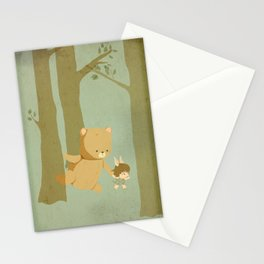Oso Follow Me Stationery Cards