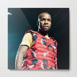 Ⓔⓢⓣⓔⓥ  é⃝ⓩ ⓁⓁⒸ Society6 - Tory Lanez - New Toronto - Hip-Hop - Rap - Society6 - red camo Metal Print