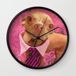 PHiNEAS (old school) Wall Clock