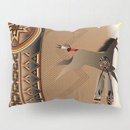 War Horse Pillow Sham