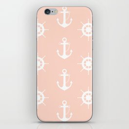 AFE Anchor and Helm Wheel iPhone Skin