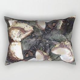 Autumn shells Rectangular Pillow