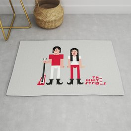 The White Stripes Rug