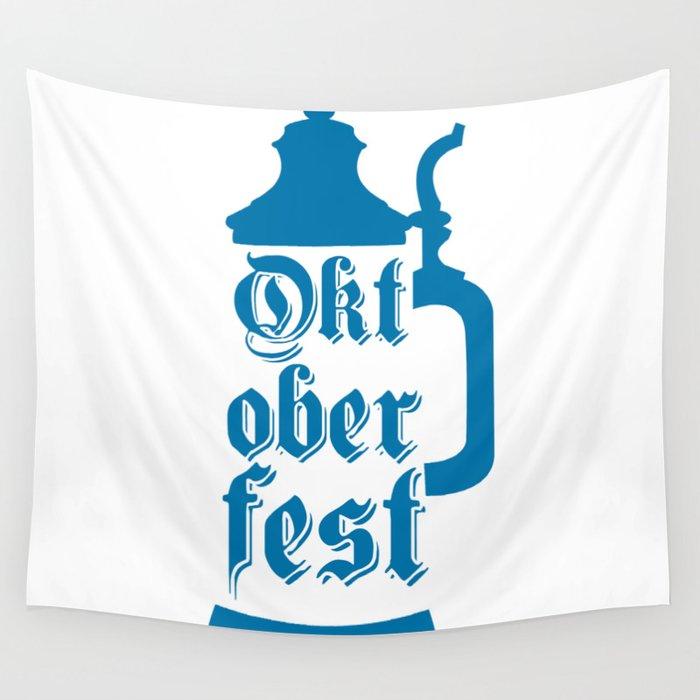 Oktoberfest Wall Tapestry