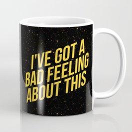 STAR.WARS. Bad Feeling Coffee Mug