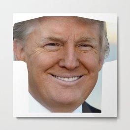 The Donald Metal Print