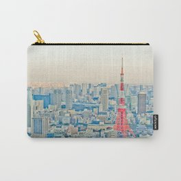 Tokyo tower Carry-All Pouch