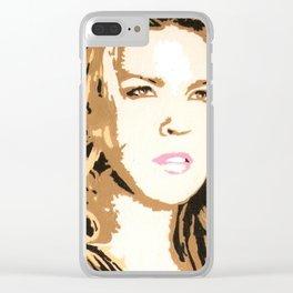Diana S'Wonderful Clear iPhone Case
