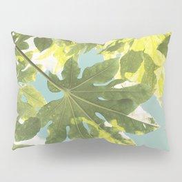 Fig Leaves Pillow Sham