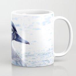 Gliding Wood Duck3 Coffee Mug