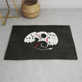 jason voorhees - Friday the 13th Rug