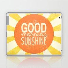 Morning Sunshine Laptop & iPad Skin