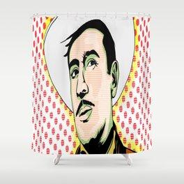 Pedro Infante Shower Curtain