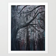 Dead Winter Art Print
