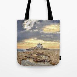 Hermitage sea Tote Bag