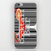 bar iPhone & iPod Skins featuring Cocktail Bar by Sartoris ART