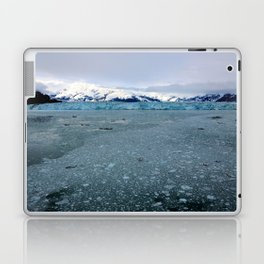 Alaska Hubbard Glacier Floating Blue Ice Laptop & iPad Skin