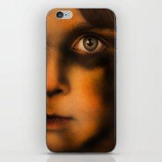 The Vampire stare iPhone & iPod Skin