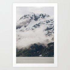 Alaska Glacier Bay National Park Art Print